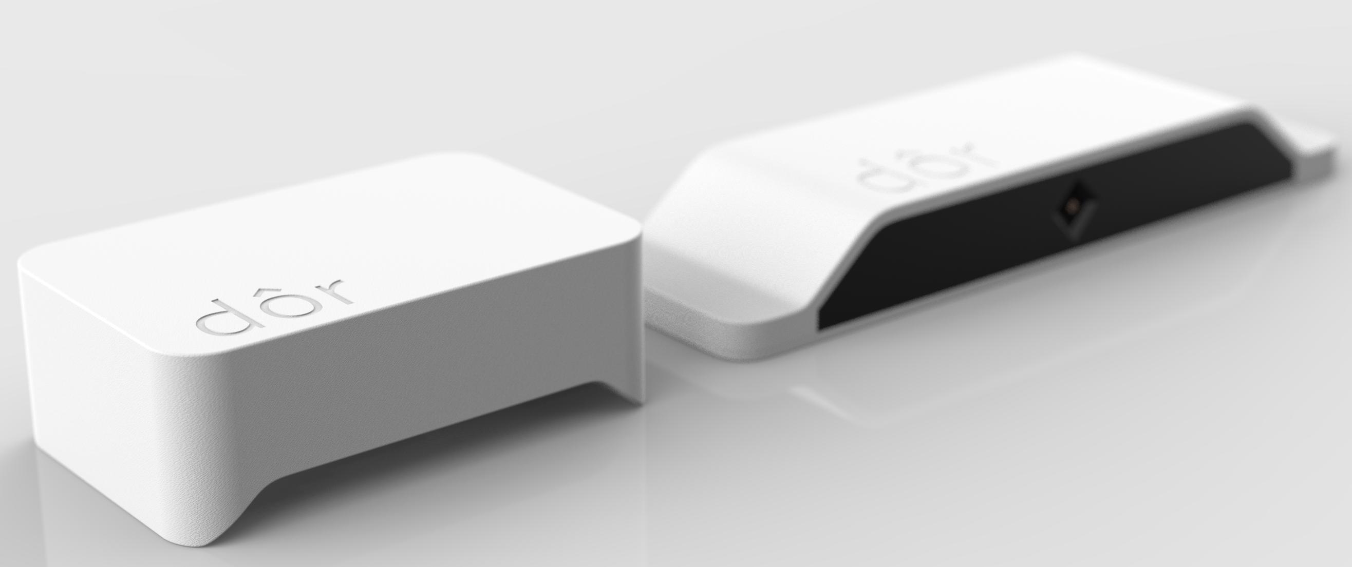 Dor hub and sensor