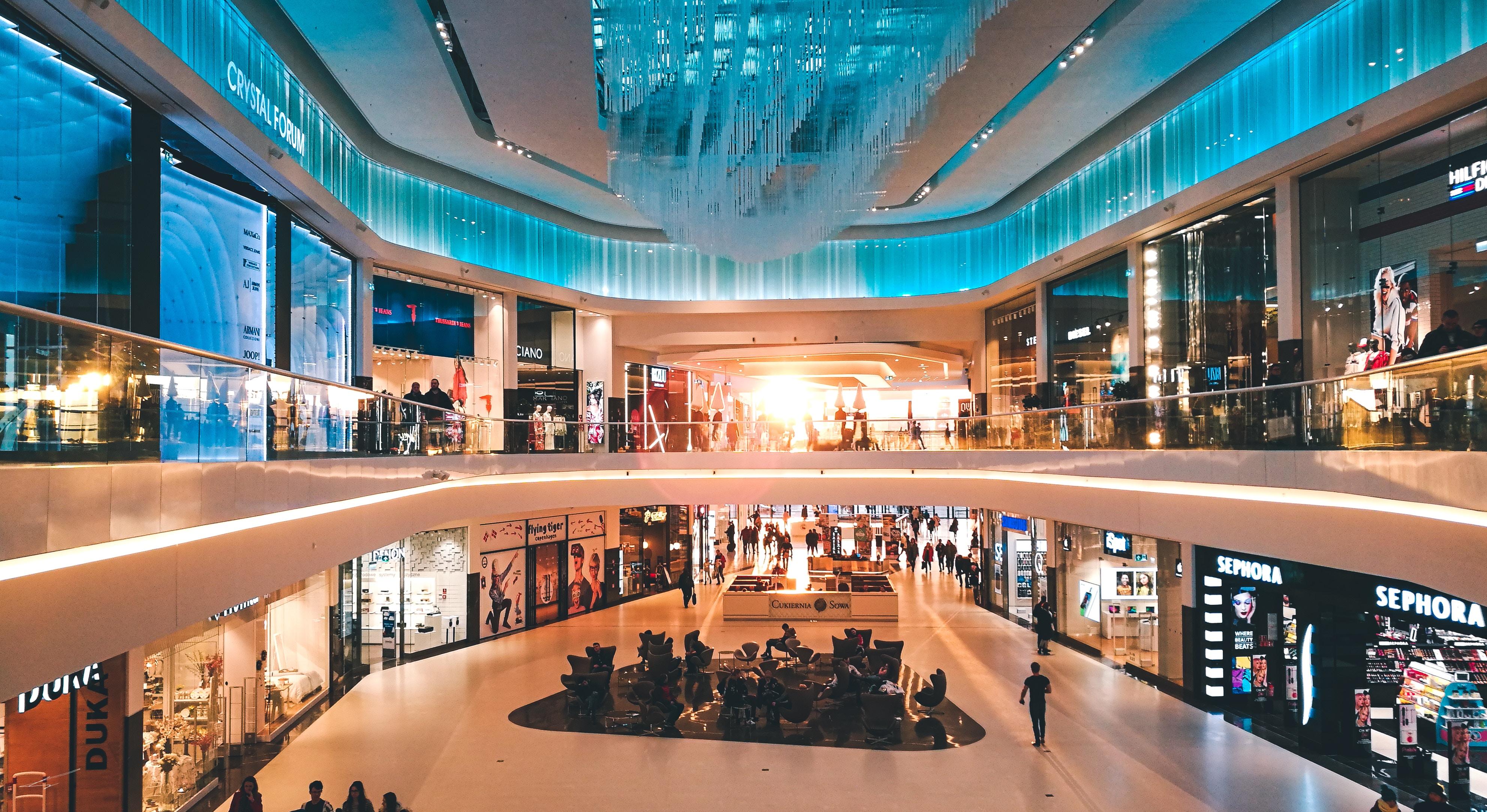 Dor blog   Victor Gruen mall courtyard