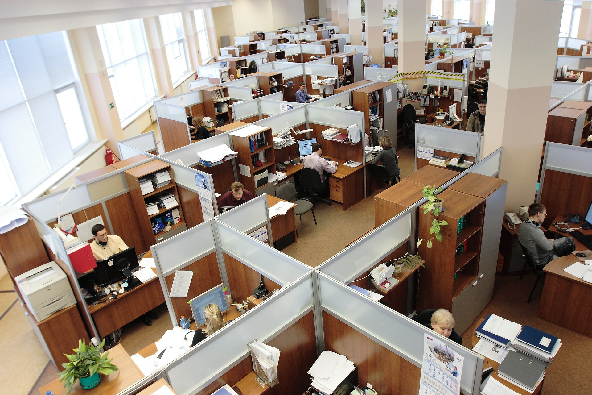 Dor blog | Herman miller cubicles