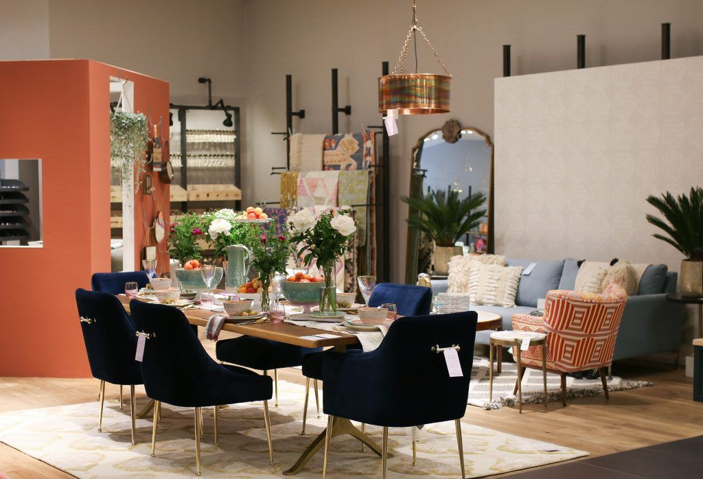 anthropologie store design