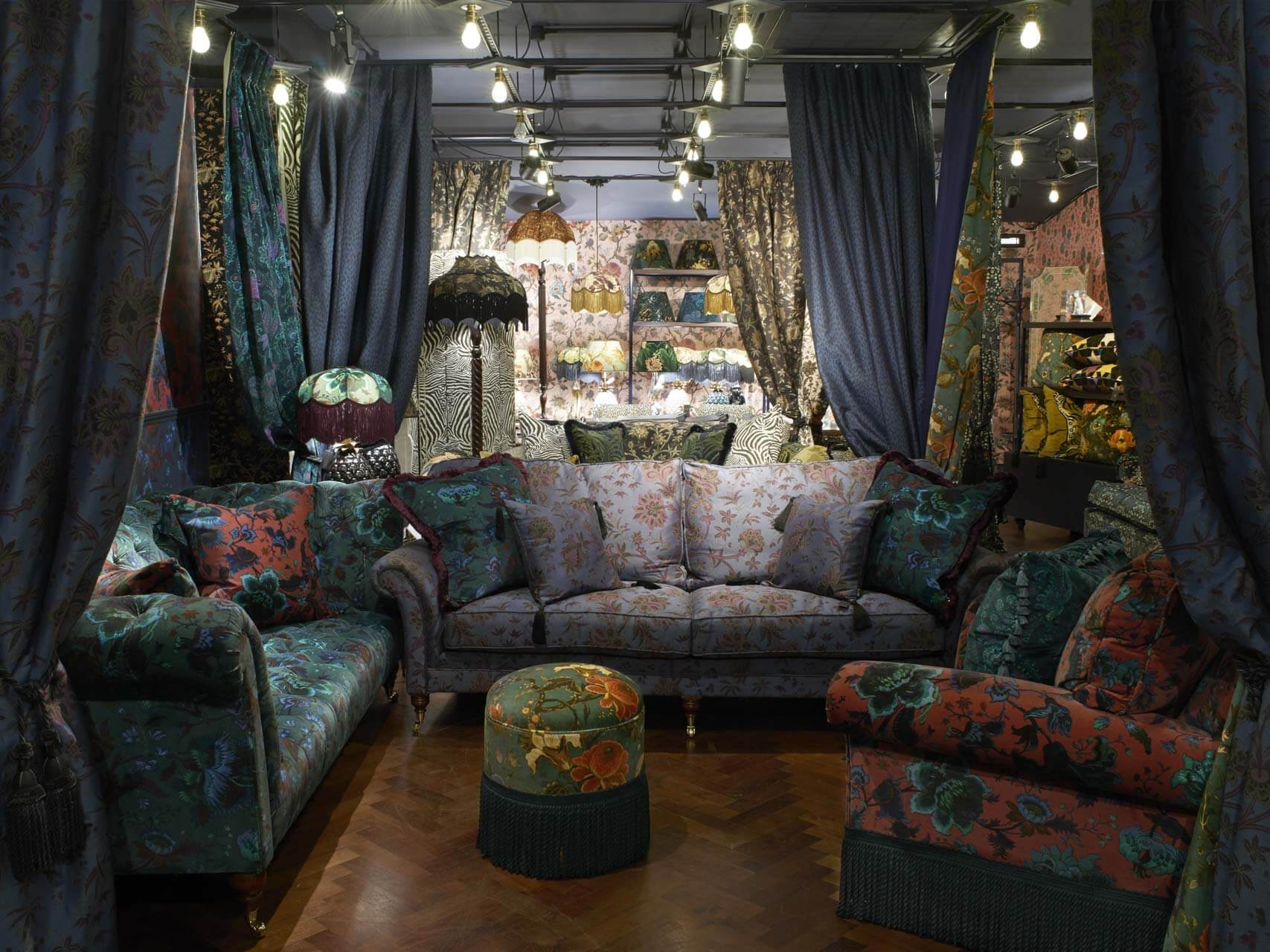 house of hackney store design