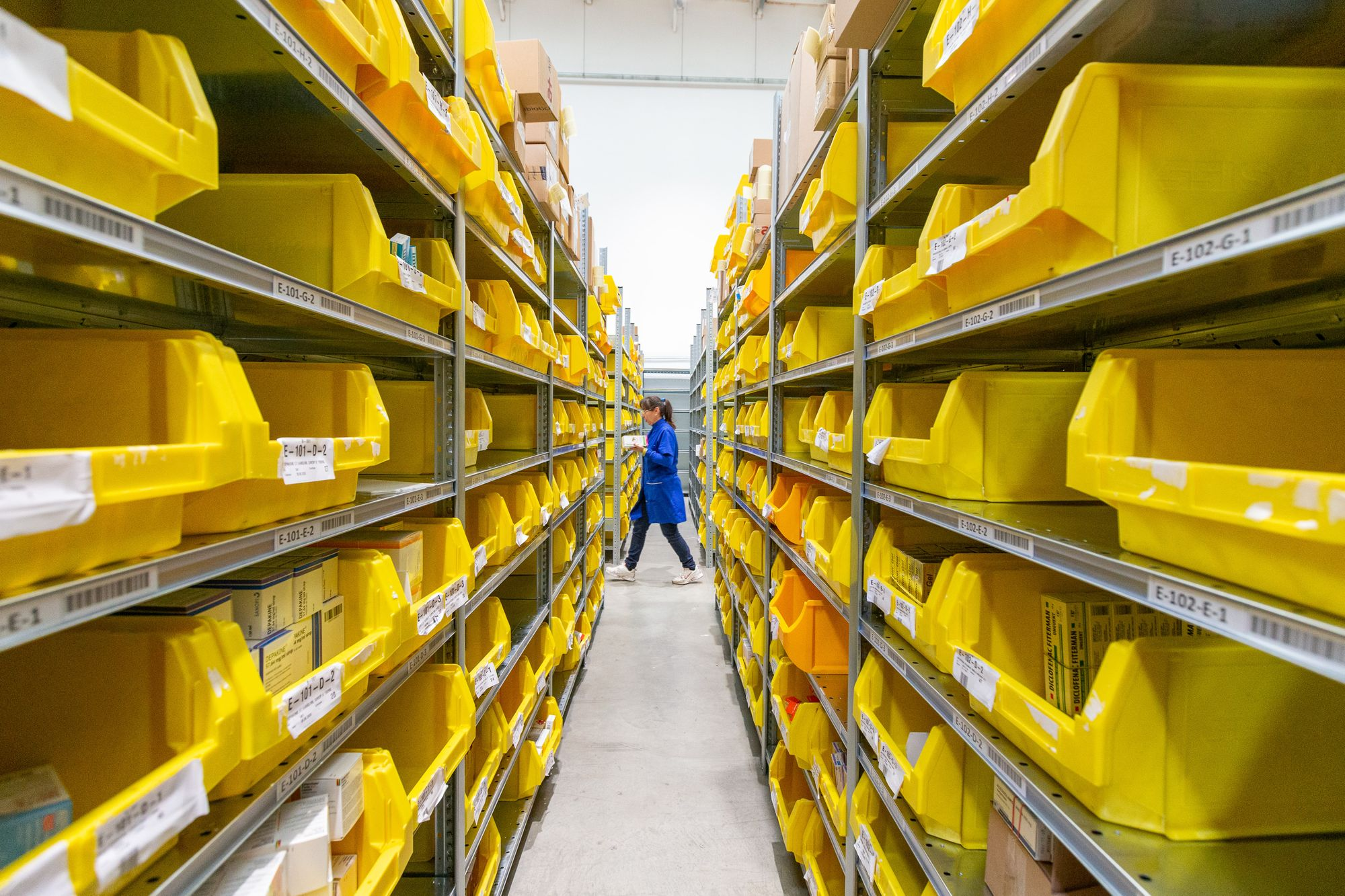 8 Tips to Organize Your Retail Stockroom to Increase Efficiency